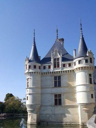 Château d\'Azay-le-Rideau