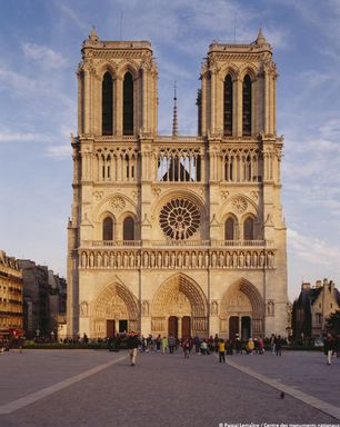 Notre dame de paris for Photo de paris