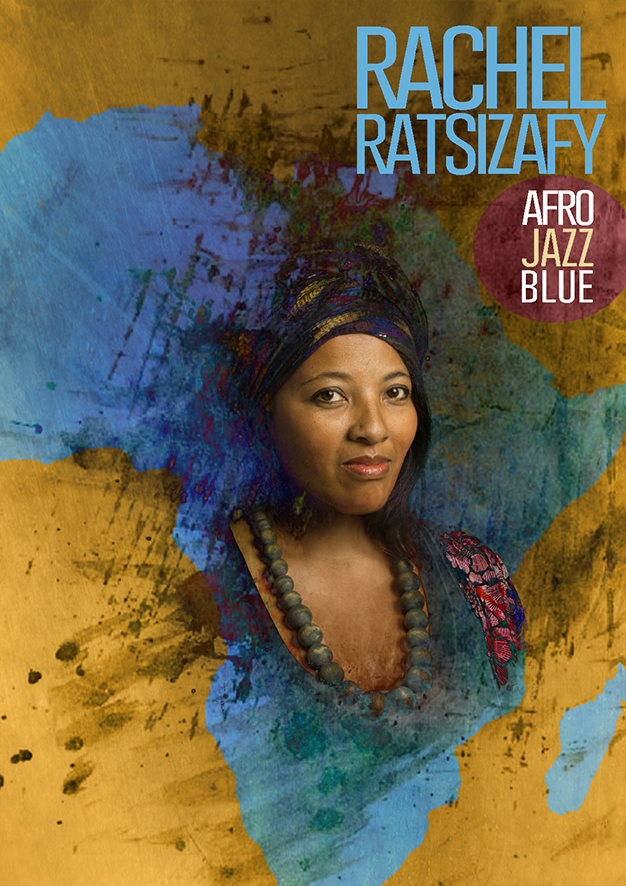 NEW AFRO BLUE PROJECT Rachel RATSIZAKY QUINTET