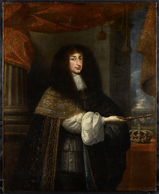 Portrait de Charles Claude Dauphin
