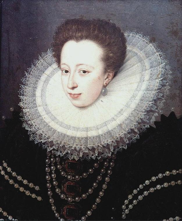 Portrait de Christine de Lorraine