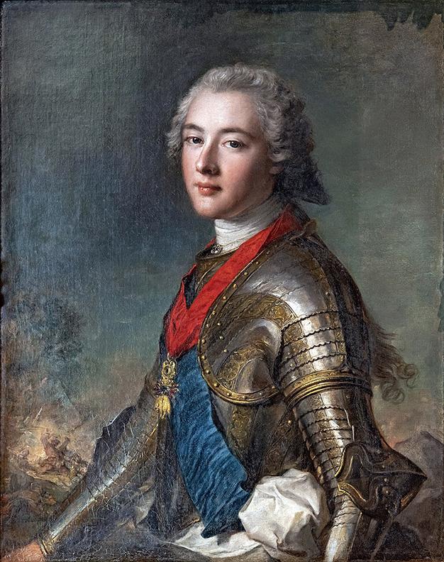 Portrait de Louis Jean Marie de Bourbon, duc de Penthièvre