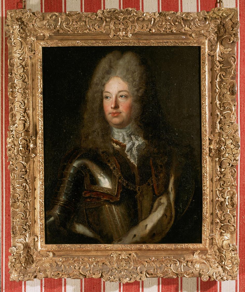 Portrait de Philippe V (1683-1746)