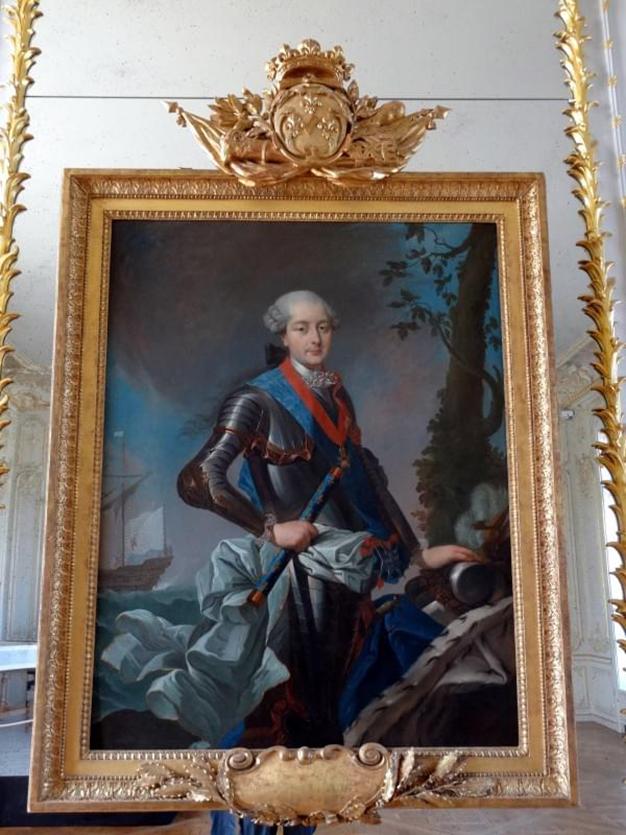 Portrait du Duc de Penthièvre