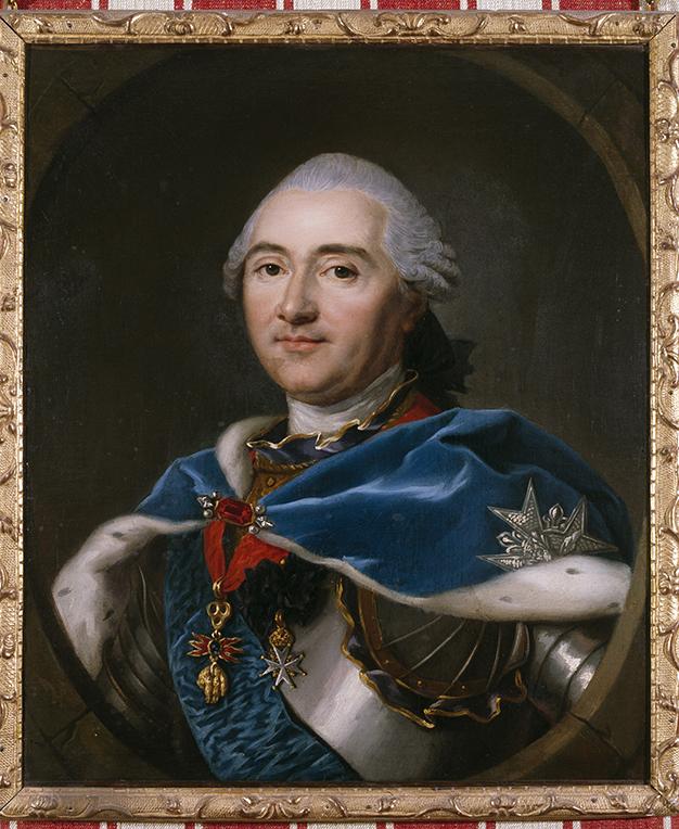 Portrait Duc de Penthièvre