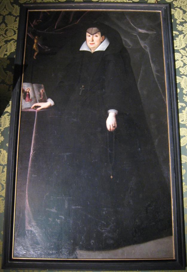 Portrait de Christine de Lorraine ?