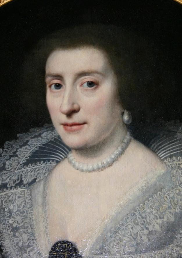 Portrait d'Elisabeth Stuart
