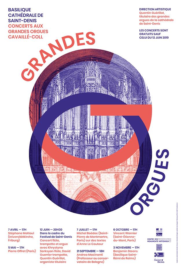 Concert aux Grandes-Orgues