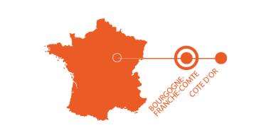 Carte localisation bussy rabutin