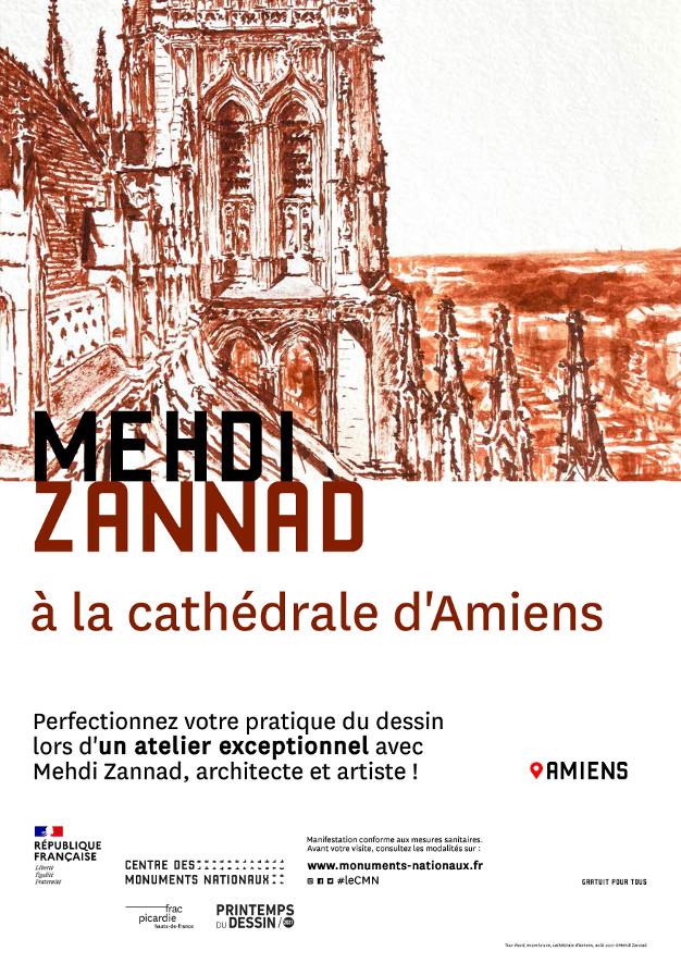Affiche atelier Mehdi Zannad
