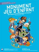 monument jeu d'enfant 2017
