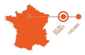 Carte localisation Rambouillet