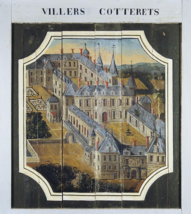 Château de Villers-Cotterêts au château de Bussy-Rabutin © David Bordes / Centre des monuments nationaux