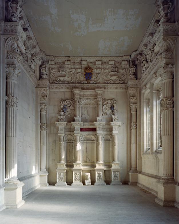 Château de Villers-Cotterêts, chapelle, dite aussi salle des États