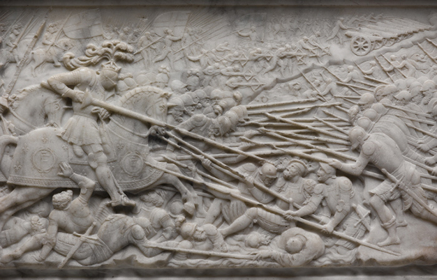 La Bataille de Marignan