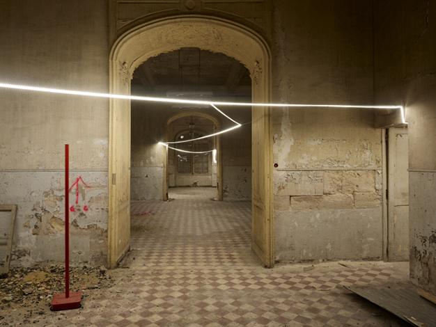 Salles en enfilade