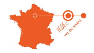 Carte localisation Vincennes