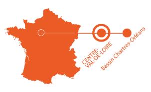 Carte localisation chataudin