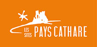 Logo les sites Pays Cathares