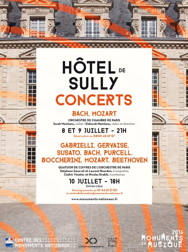 Concerts de l orchestre de chambre de paris - Orchestre de chambre de paris ...