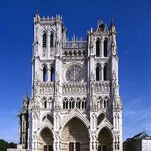 Tours Et Tresor De La Cathedrale DAmiens