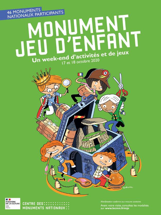 Monument Jeu D Enfant 2020 Le Programme