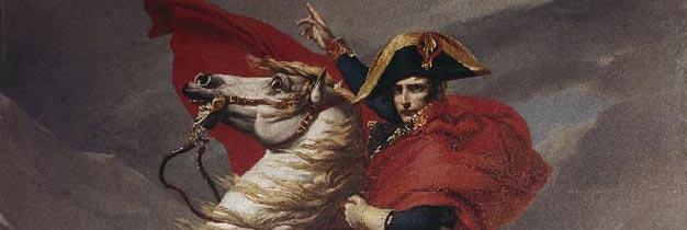 Année Napoléon au domaine national de Saint-Cloud : Portrait de Napoléon