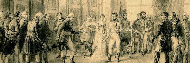 Année Napoléon au domaine national de Saint-Cloud : Senatus consulte
