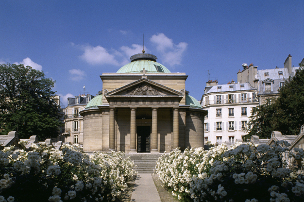 façade_Chapelle_expiatoire