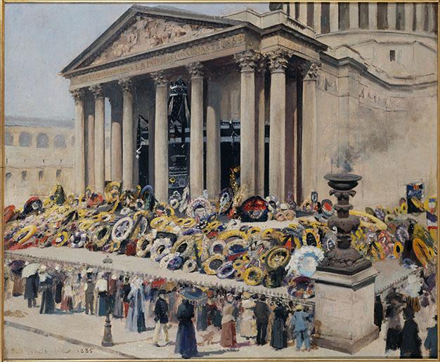 Funérailles de Victor Hugo au Panthéon