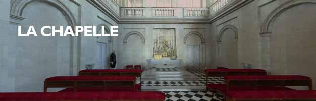 Cliquez pour visiter la Chapelle