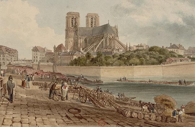 Notre-Dame de Paris par Hamilton