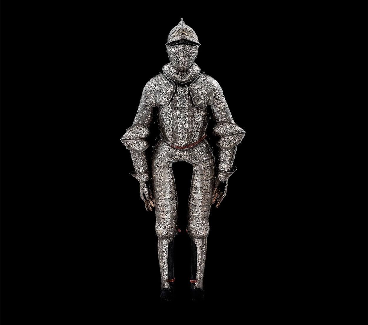 Armure du dauphin Henri, futur Henri II