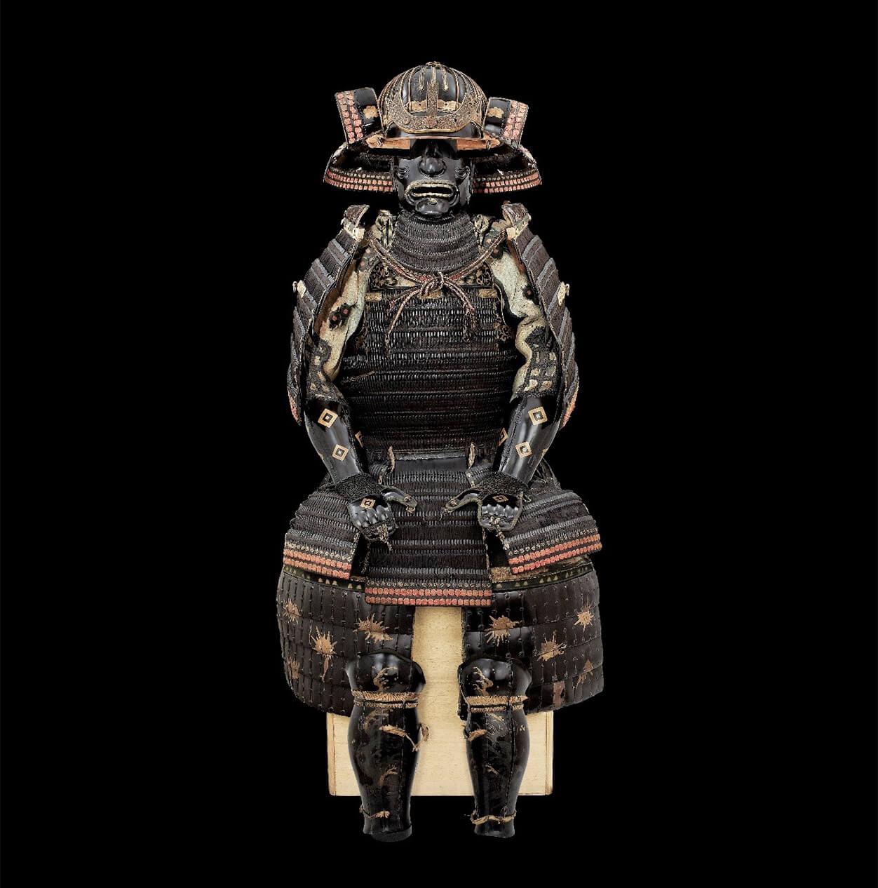 Armure japonaise du XVIe siècle