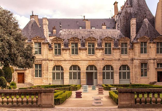 Pierre Gonalons à l'Hôtel de Sully