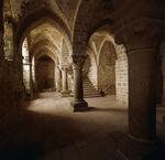 Abbaye du Mont-Saint-Michel, salle de l'Aquilon