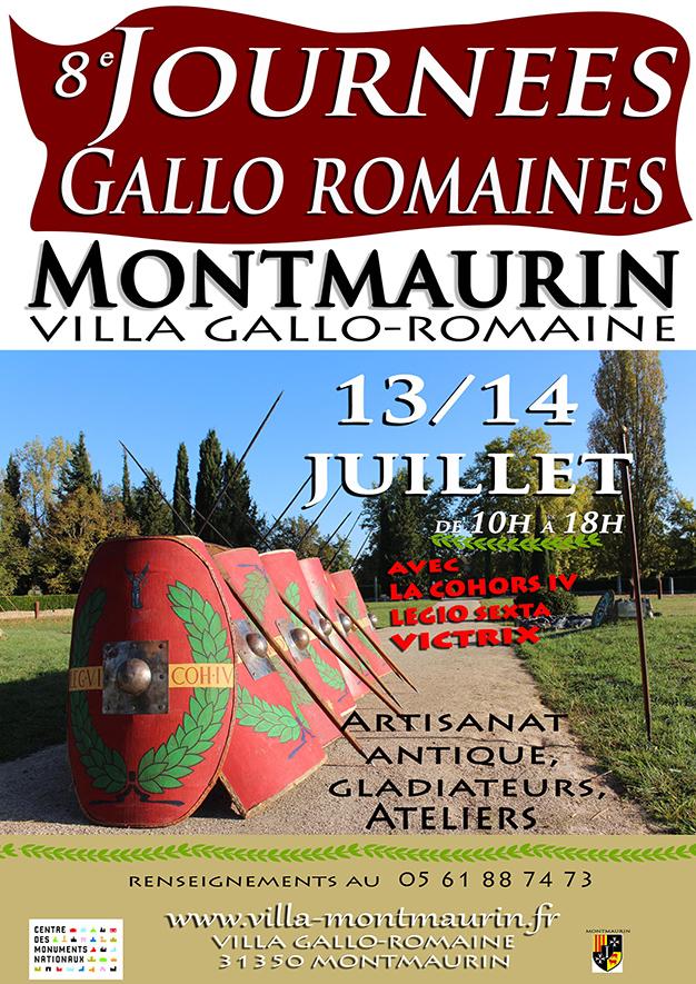 Journées gallo-romaines à Montmaurin
