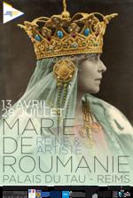 Affiche Marie de Roumanie exposition