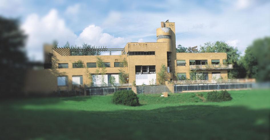 La villa, état 2001
