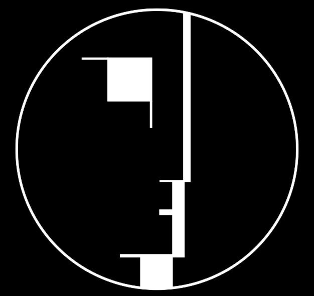 Logo Bauhaus ©Oskar Schlemmer