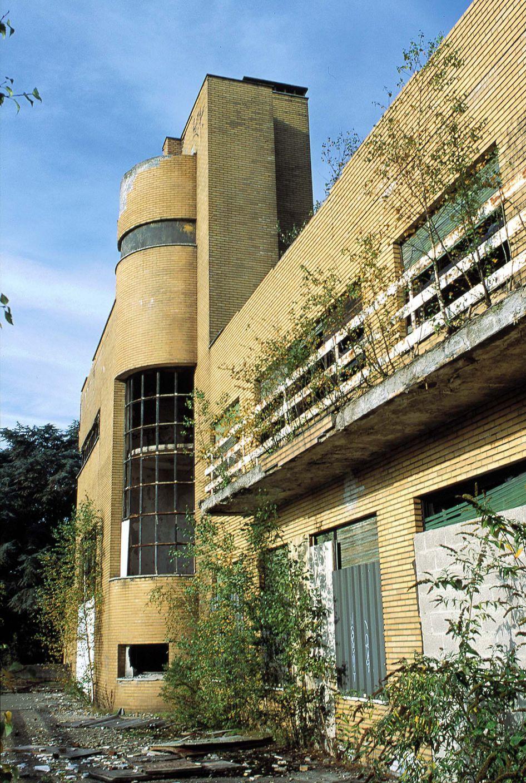 La villa Cavrois, état 2001