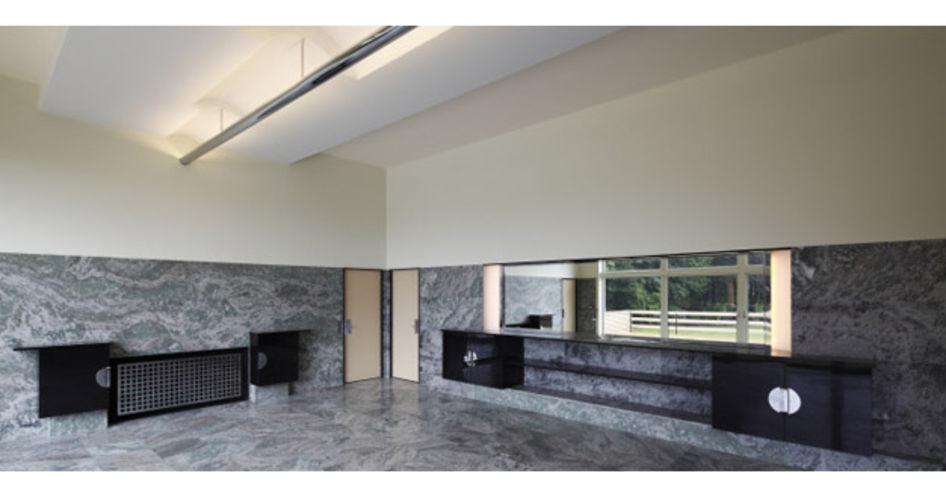 Villa Cavrois, rez-de-chaussée, salle à manger