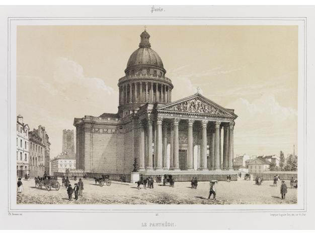 Le Panthéon, Paris
